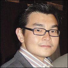 Rudy Kurniawan was arrested by the FBI at his California home and charged with five counts of fraud.